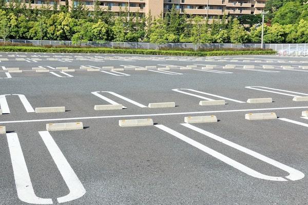 駐車場の空き枠を「バイク駐車場」に転用して収益アップ