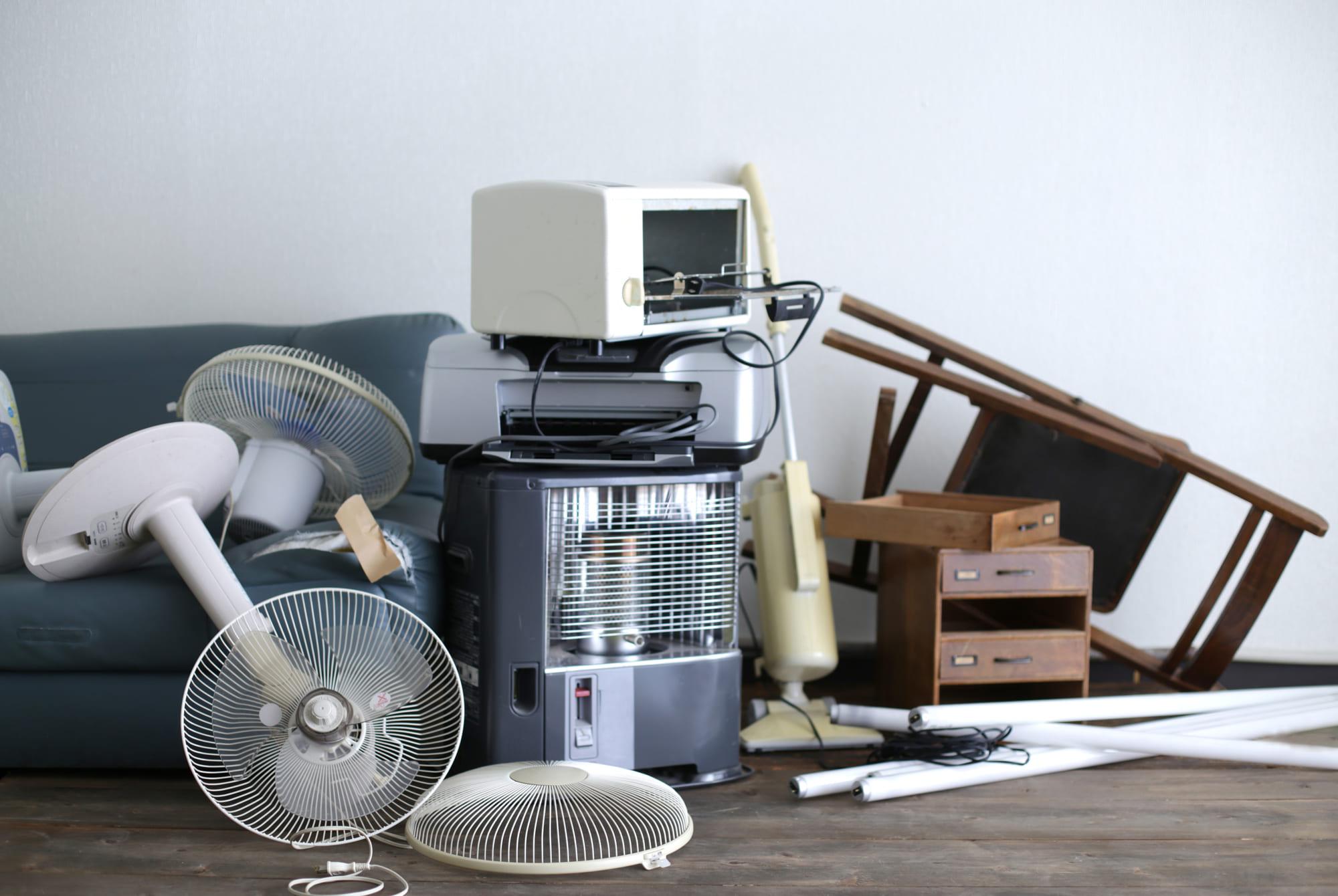 めちゃ安!まさかのゴミ置き場不法投棄問題解決方法教えます。