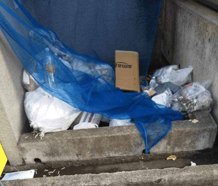 入居者のゴミ捨てマナー