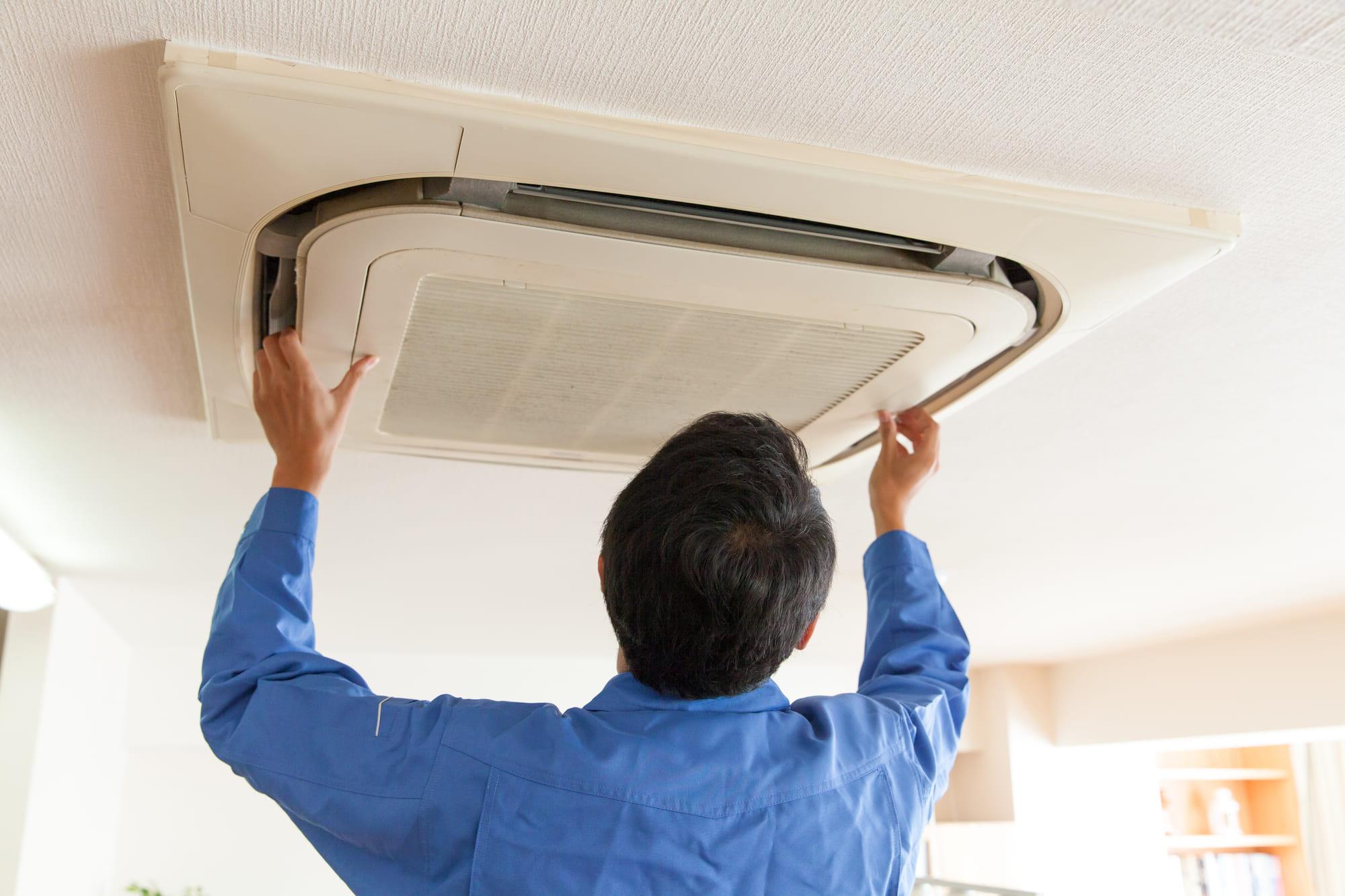 エアコン分解洗浄で狙う二つの長期保全の効果